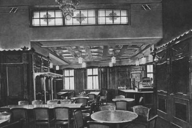 Renovierung 1925