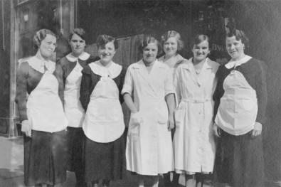Golden Girls der 20er
